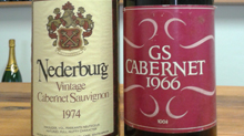 Possible and Fine vintage wines