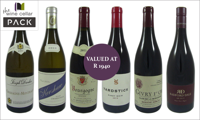 Club Wines Burgundy and South Africa