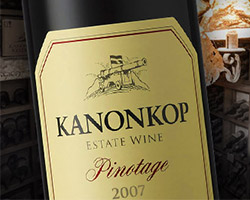 Kanonkop 2007 featured image