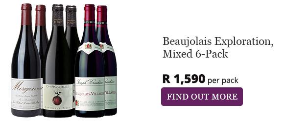 Beaujolais mixed pack