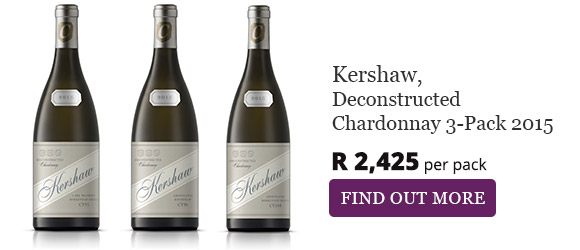 deconstructed chardonnay pack