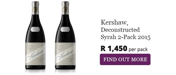 deconstructed syrah pack