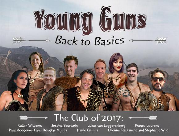 Young Guns Back to Basics