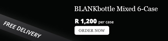 Order BLANKbottle Mixed 6 Pack