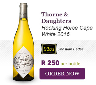 Rocking Horse Cape White 2016