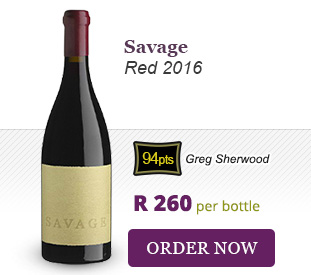 Savage Red 2016
