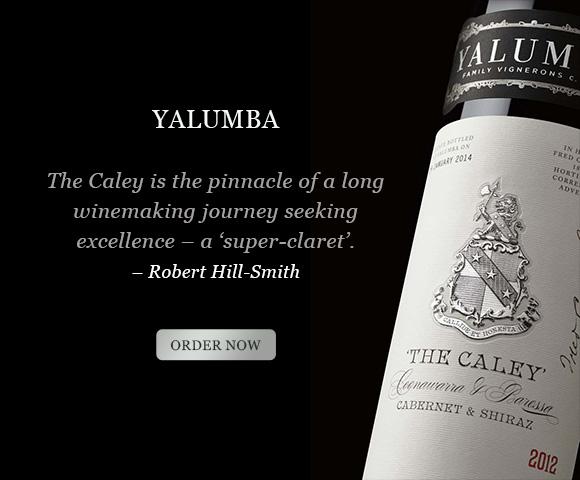 Yalumba The Caley 2012