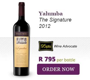 Yalumba The Signature 2012
