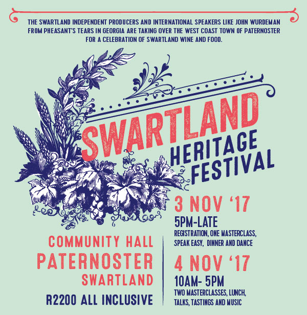 Swartland Heritage Festival