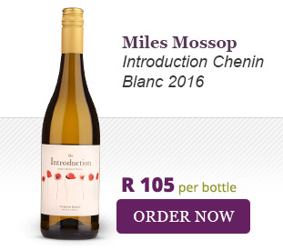 Introduction Chenin Blanc 2016