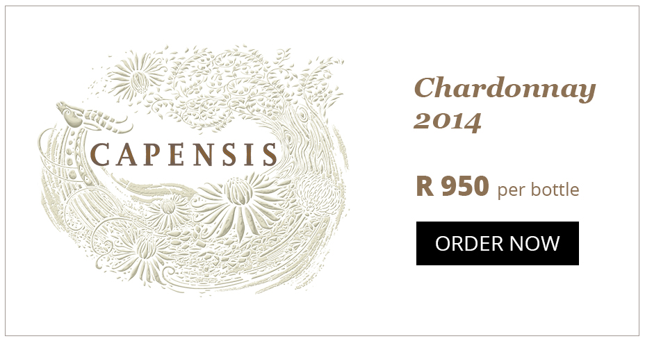 Capensis Chardonnay 2014