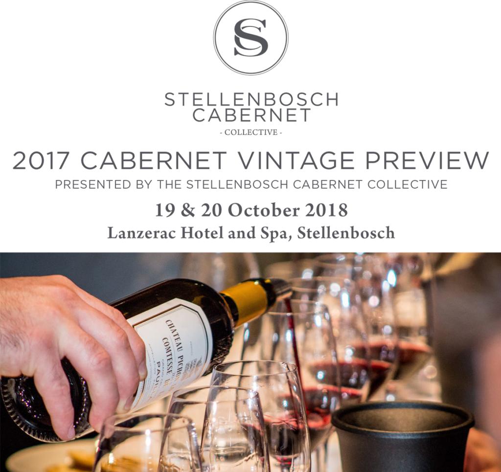 2017 Stellenbsch Cabernet