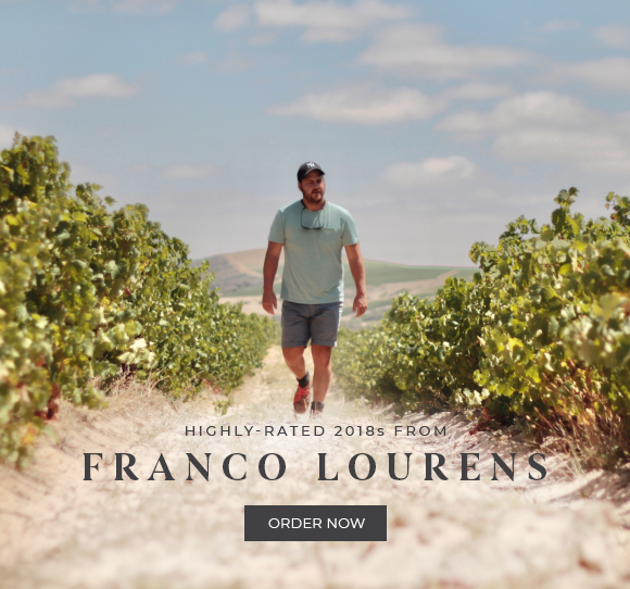Franco Lourens of Lourens Family Wines